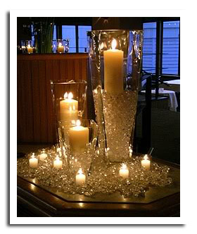 Table top thursday candle impressions everything coordinated by nicole winett junglespirit Gallery